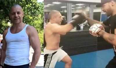 屁孩想搶勞力士 慘被MMA搏擊手打跑