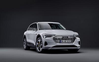 Audi推出e-tron 50 quattro
