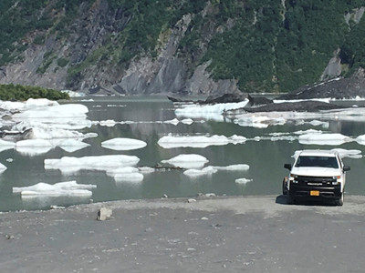 阿拉斯加年均溫1.3度破紀錄