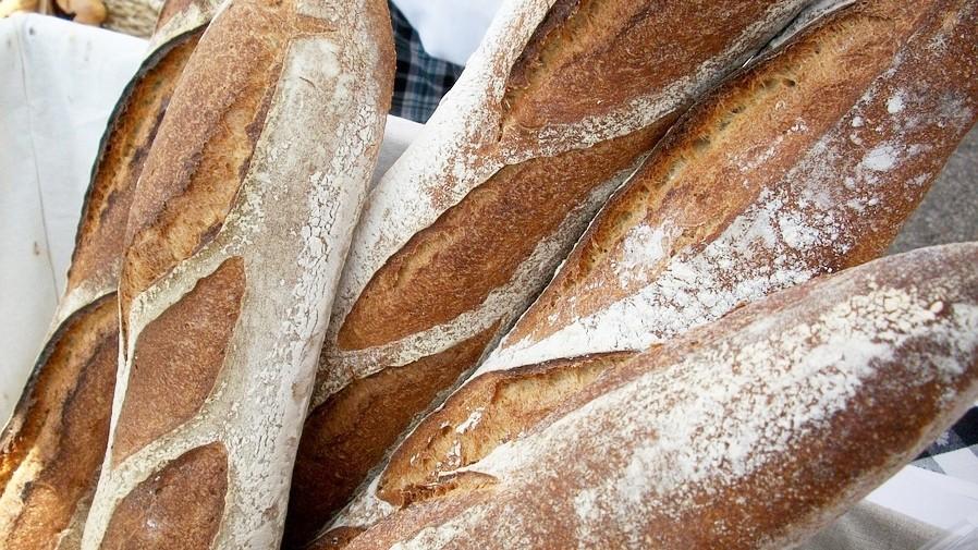 ▲▼法國麵包。(示意圖/取自免費圖庫Pixabay)