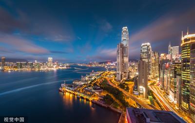 2019年人類發展指數:香港全球最長壽