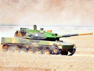 陸媒:15式坦克能有效對付M1A2T
