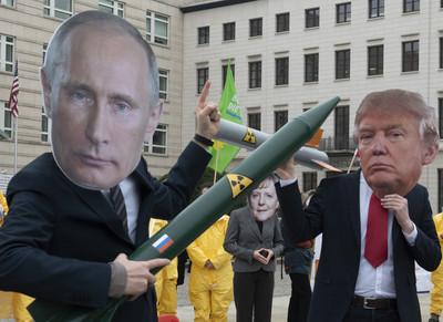 美退中程飛彈條約 川普稱新約要納中國