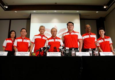 總理弟弟加持 新加坡前進黨成立