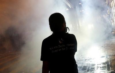 港澳辦回應示威者 想把香港光復到哪?