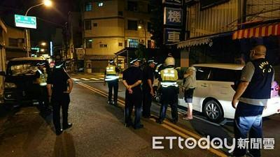 酒駕拒檢警轟2槍制止沿路搜查圍捕落網