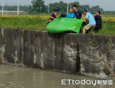 台南東山區發現男浮屍