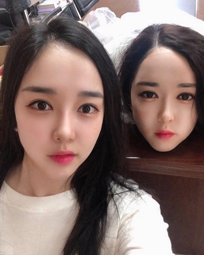 ▲▼南韓情趣模特兒리얼로다 제니(圖/翻攝自Instagram@rl_jenny19)