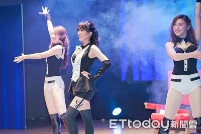 魔術女團Magic Beauties台中演出