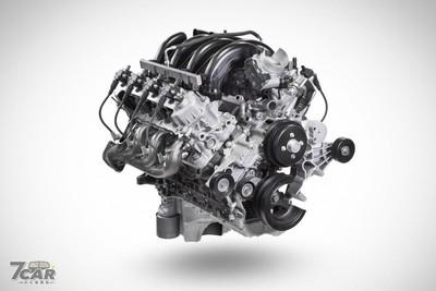 福特新7.3升V8汽油引擎扭力超強