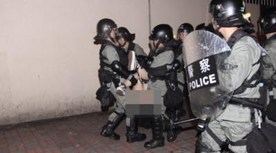 借鑒韓國性拷問事件:民主之火燃於侮辱女示威者
