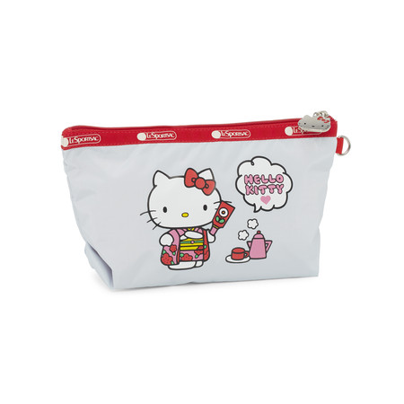 ▲▼ Hello Kitty x LeSportsac 。(圖/品牌提供)