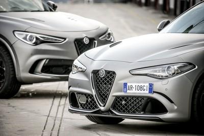 Alfa Romeo最速雙雄特仕車