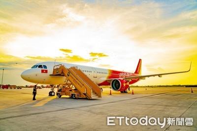 越捷航空上半年獲利逾33億元 穩坐越南航空運輸冠軍寶座