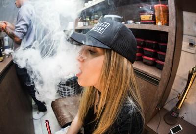 全美第2 紐約州禁售加味電子煙