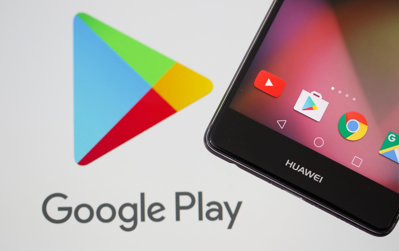 ▲Google Play,Google Play商店,Google。(圖/路透社)