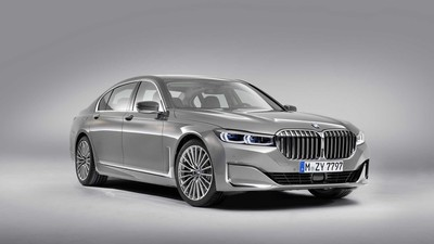 BMW將堆出i7電動房車