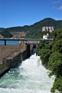 利奇馬來勢洶洶 石門水庫調節性放水