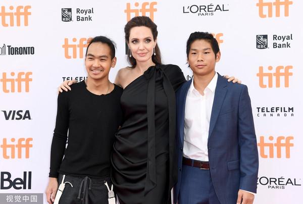 ▲▼裘莉長子Maddox Jolie-Pitt。(圖/CFP)