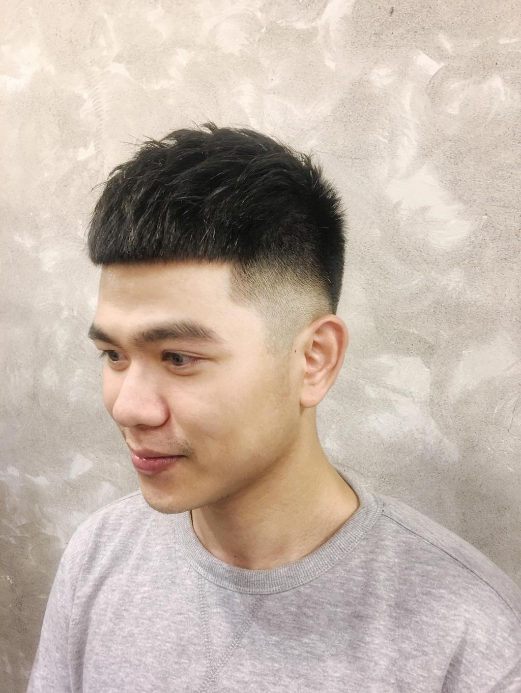 ▲想變男神這樣剪!安孝燮、金英光、丁海寅髮型大解析。(圖/StyleMap提供)