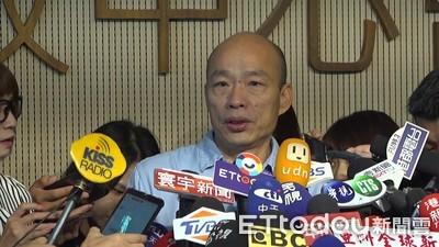 黃光芹爆:吳敦義手上有韓國瑜喝酒照