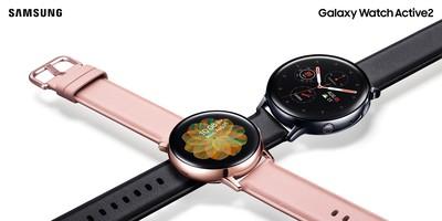 Galaxy Watch Active2 10/2台灣亮相
