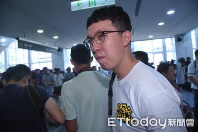 柯昱安辭北市副發言人:我的極限就到這裡