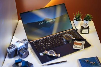泰國雙料冠軍! 華碩消費性筆電、電競筆電市佔第一