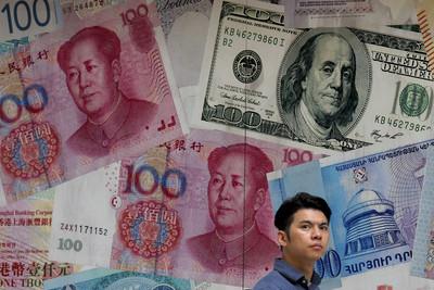 人民幣跌勢持續 瑞銀提今年7.2