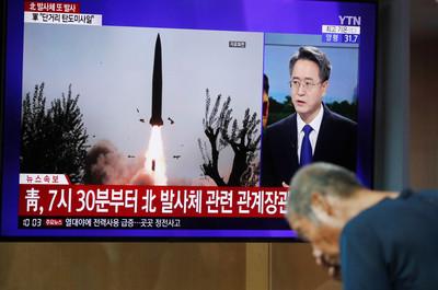 北韓射彈飛行高度大增可能是新武器