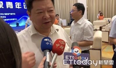 陸電影不參加金馬獎 國台辦副主任回應