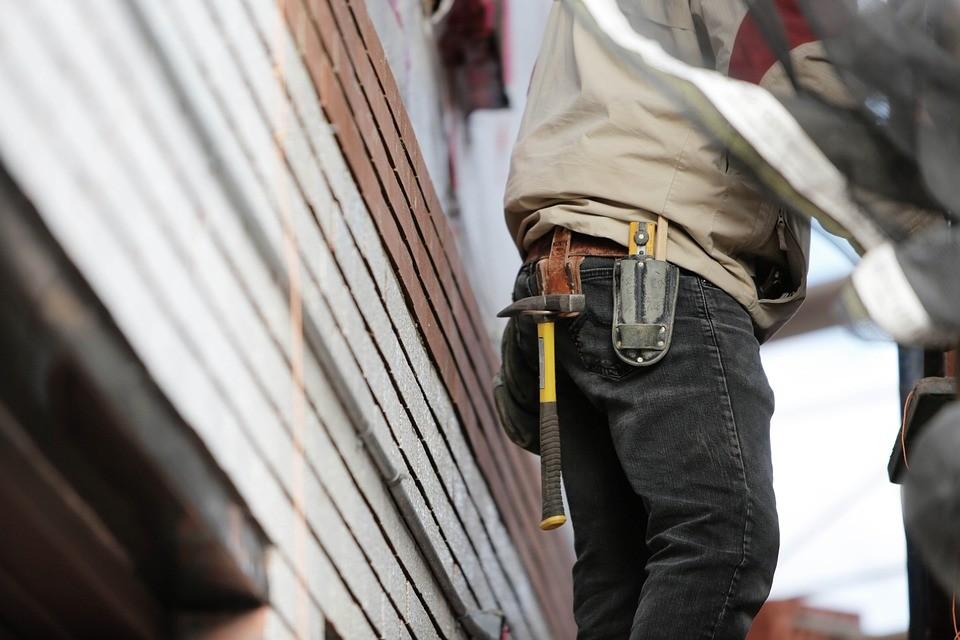 ▲工人,施工,工地(圖/取自免費圖庫Pixabay)