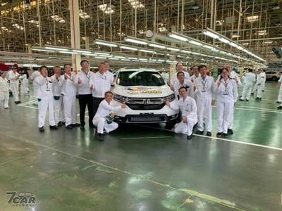 Honda台灣製造第40萬台車是它