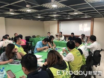 台南率先籌備成立蔡英文總統競選總部