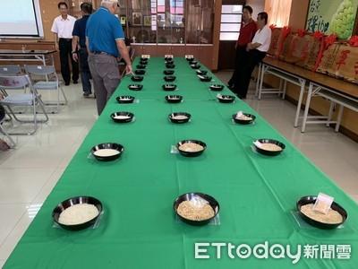 台東稻米競賽 尤金樑奪「埤南米」冠軍