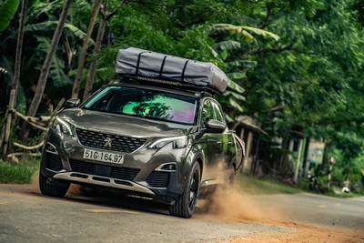 Peugeot推出3008越野特仕車