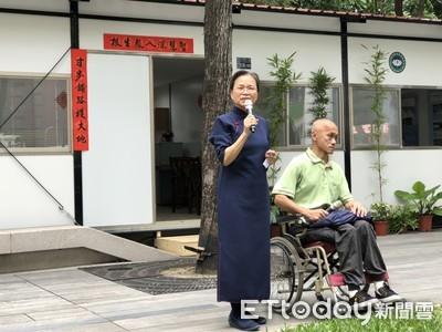921慈善聯展 受災戶《生命花園》鼓勵重生