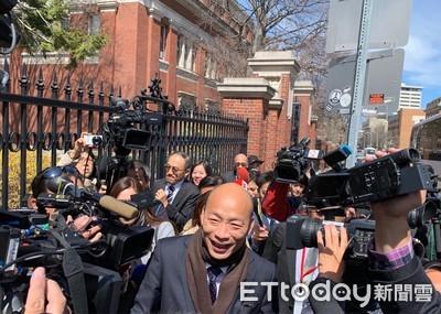 直轄市長出訪不協助 韓競辦批外交部