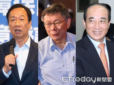 郭台銘能抵抗總統的「權力魔戒」嗎?