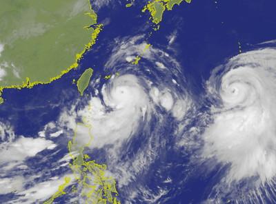 利奇馬最快今轉強颱!一張圖看各地風雨時程