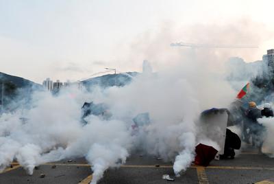 4場「反修例」遊行港警全數「反對」 僅批准維園集會