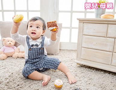 「吃甜甜」不哭鬧?寶寶生病、過敏率大增
