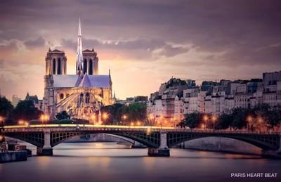 巴黎聖母院屋頂設計公佈