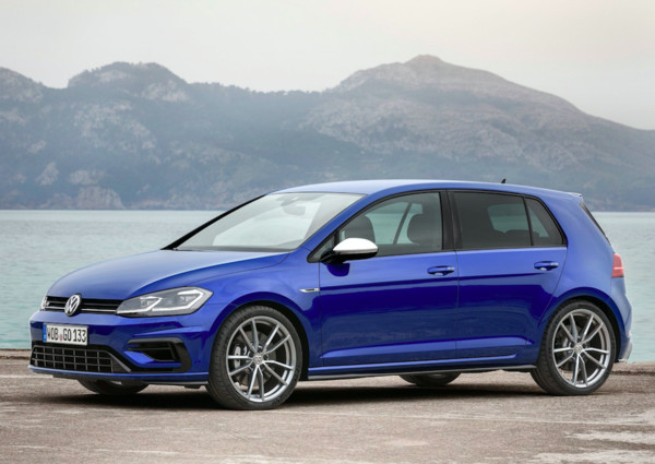 ▲Volkswagen Golf R。(圖/翻攝自Volkswagen)