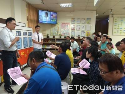 台南就業中心助爸爸職來運轉