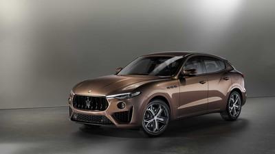 Maserati推出編織皮革限量特仕車