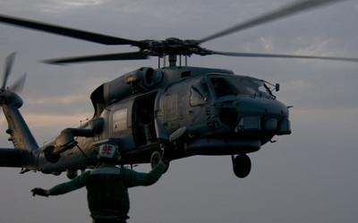 美國批准向韓國出售MH-60R直升機