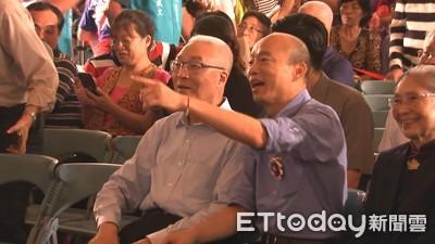 吳敦義與韓國瑜聯手 共同葬送國民黨一盤好棋
