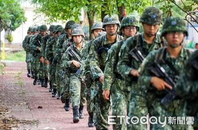 國防部:防衛作戰將以志願役為主