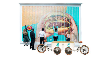 限定一日免費送「漢堡王華堡」!還有網美華堡牆可狂拍